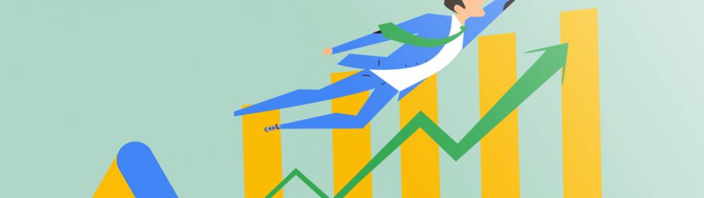 Kampania Google Ads - wzrost ROAS