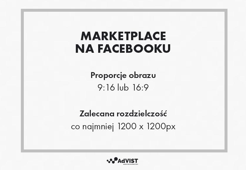 Marketplace wymiary