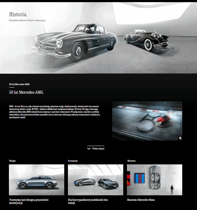 Mercedes - o nas