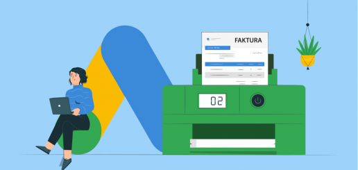 Jak pobrać fakturę z Google Ads?