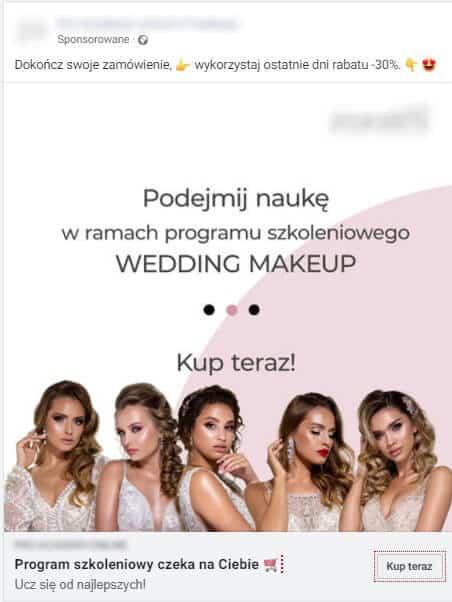 Kampania Reklamowa Facebook