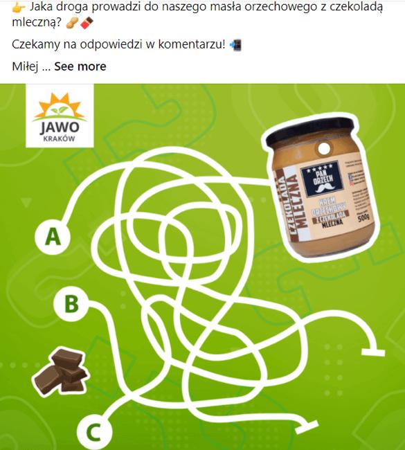 Zagadka na Facebooku