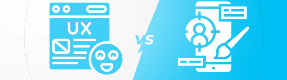UX vs. UI - jakie sąróżnice?