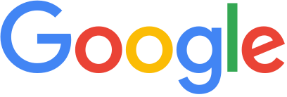 Logotyp Google
